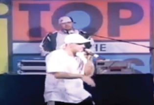 Chrome-Bumper-Films-Quig-Eminem-Top-of-the-Pops