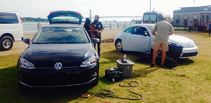 VW set